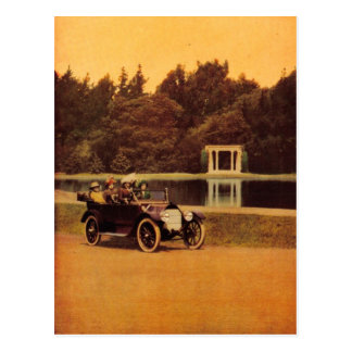 Portale der Vergangenheit, Golden Gate Park C. Postkarte