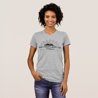 "Portland ""diese andere kann leben"" FRAUEN ' T-Shirt"
