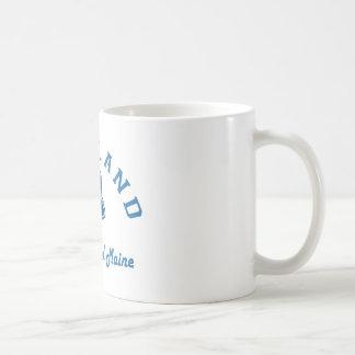 Portland Maine Kaffeetasse