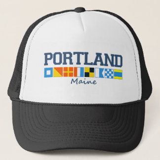Portland Maine Truckerkappe