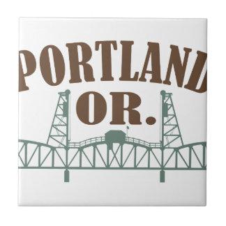 Portland ODER Fliese