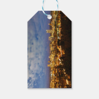 Portland ODER Stadtbild an der blauen Stunde Geschenkanhänger