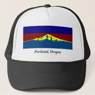 Portland, Oregon Truckerkappe