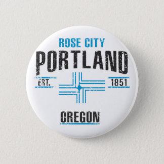 Portland Runder Button 5,1 Cm