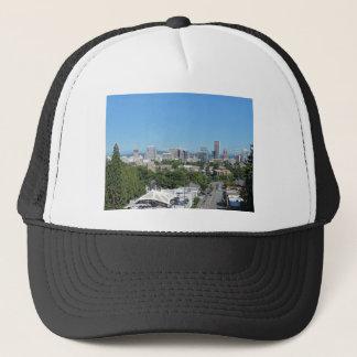 Portland-Skyline Truckerkappe