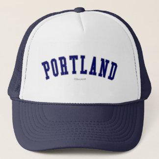 Portland Truckerkappe