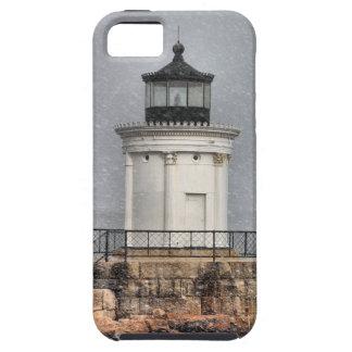 Portland-Wellenbrecher/Wanzen-Licht iPhone 5 Schutzhülle