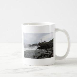 Portlandhauptlicht Kaffeetasse
