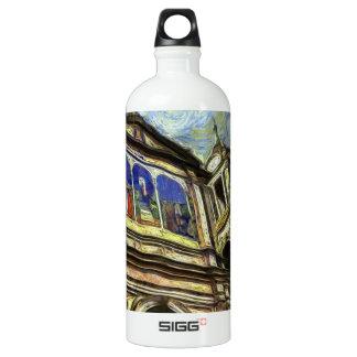Porto Alegres Kirche Aluminiumwasserflasche