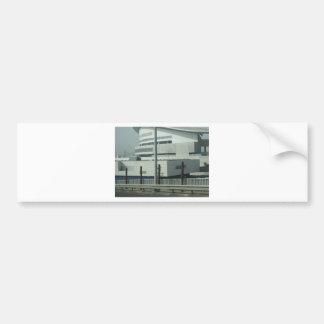 Porto-Drache-Stadion Autoaufkleber