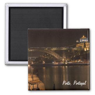Porto durch Nachtmagneten Quadratischer Magnet