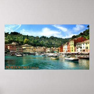 portofino Italien Plakate