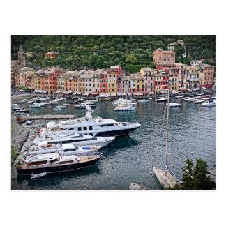 Portofino, Italien - Postkarte