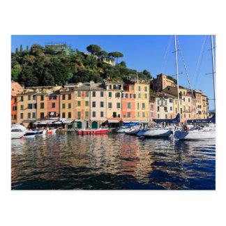 Portofino - Italien Postkarte