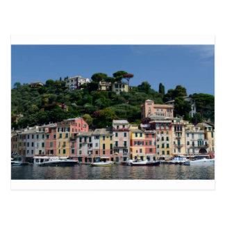 Portofino Italien TomWurl .JPG Postkarte