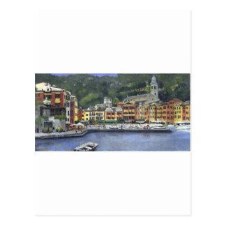 Portofino Postkarte