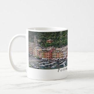 Portofino, romantische Italien Tasse Italiens -