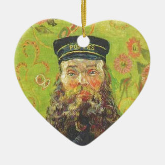 Porträt-Briefträger Joseph Roulin - Vincent van Keramik Ornament