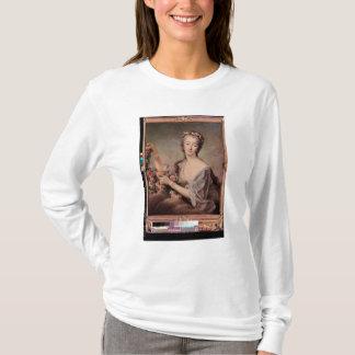 Porträt der Gräfin du Barry als Flora T-Shirt