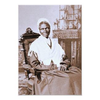 Porträt der Sojourner-Wahrheit circa 1870 8,9 X 12,7 Cm Einladungskarte