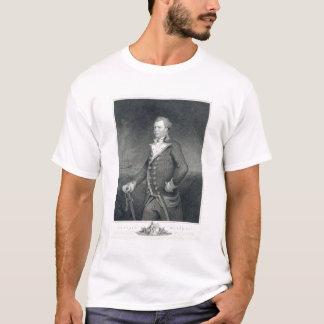 Porträt des Admirals John Macbride (d.1800) T-Shirt