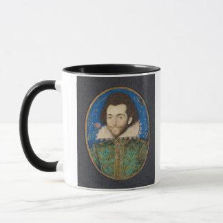 Porträt des Grafen von Pembroke, 1617 Tasse
