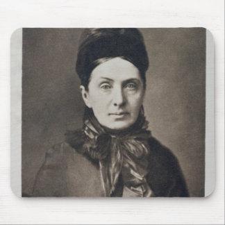 Porträt des Isabella-Vogel-Bischofs Mousepads