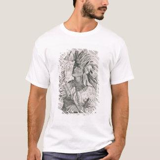 Porträt des letzten Inka-Leiters, Atahualpa T-Shirt