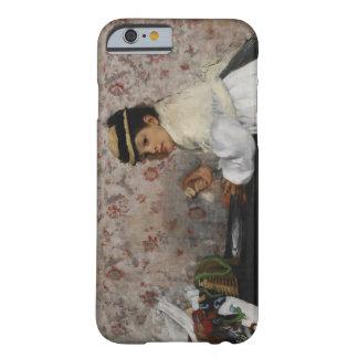 Porträt Edgar Degass | von Fräulein Hortense Barely There iPhone 6 Hülle