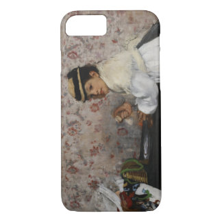 Porträt Edgar Degass | von Fräulein Hortense iPhone 8/7 Hülle
