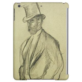 Porträt Edgar Degass | von Ludovic Halevy