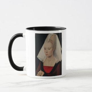 Porträt einer Dame, c.1450-60 Tasse