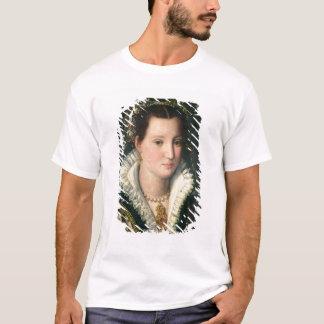 Porträt einer Dame (Öl auf Platte) 2 T-Shirt