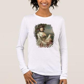 Porträt einer Dame, sagte, Elizabeth, Ehefrau zu Langarm T-Shirt