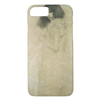 Porträt einer jungen Frau, 1896-97 iPhone 8/7 Hülle