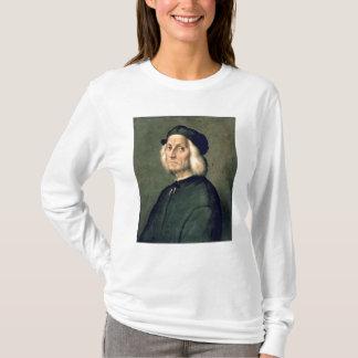 Porträt eines alten Mannes T-Shirt