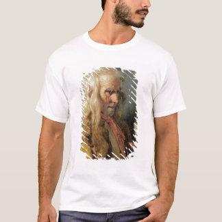 Porträt eines bretonischen Bauers, 1834 T-Shirt