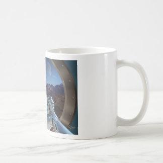 Porträt eines Gedächtnisses Kaffeetasse