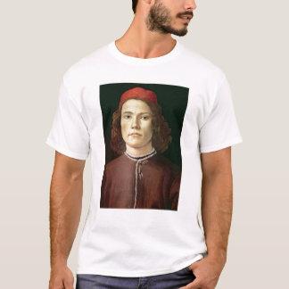 Porträt eines jungen Mannes, c.1480-85 T-Shirt