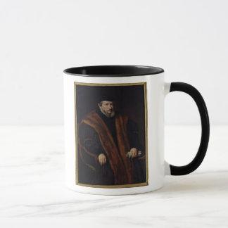 Porträt eines Mannes, 1564 Tasse