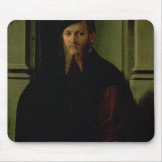 Porträt eines Mannes Mauspad