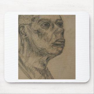 Porträt eines Mannes Mousepad