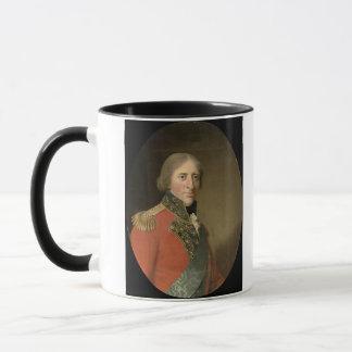 Porträt eines Mannes (Öl auf Leinwand) Tasse