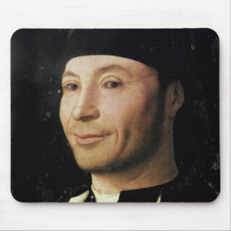 Porträt eines unbekannten Mannes Mauspad