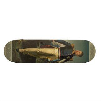 Porträt französischen Des Lafayette Generals Marqu Bedruckte Skateboarddecks