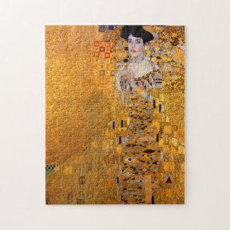 Porträt Gustav Klimt Puzzle
