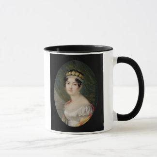 Porträt-Miniatur der Kaiserin Josephine (1763- Tasse