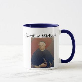 Porträt-Tasse Agostino Steffani Tasse