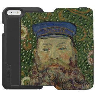 Porträt Van Gogh | des Briefträgers Joseph Roulin Incipio Watson™ iPhone 6 Geldbörsen Hülle