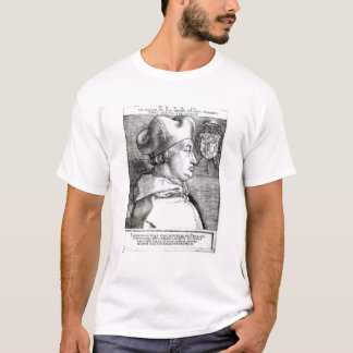 Porträt von Albert, Kardinals-Wähler von Mainz T-Shirt